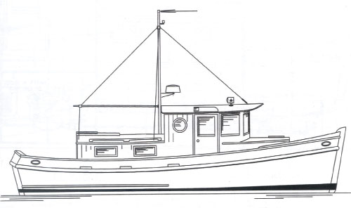 Shrimp Boat Plans