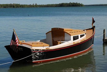 Redwing 18 - Power Camp Cruiser - Boat Plans - Boat Designs